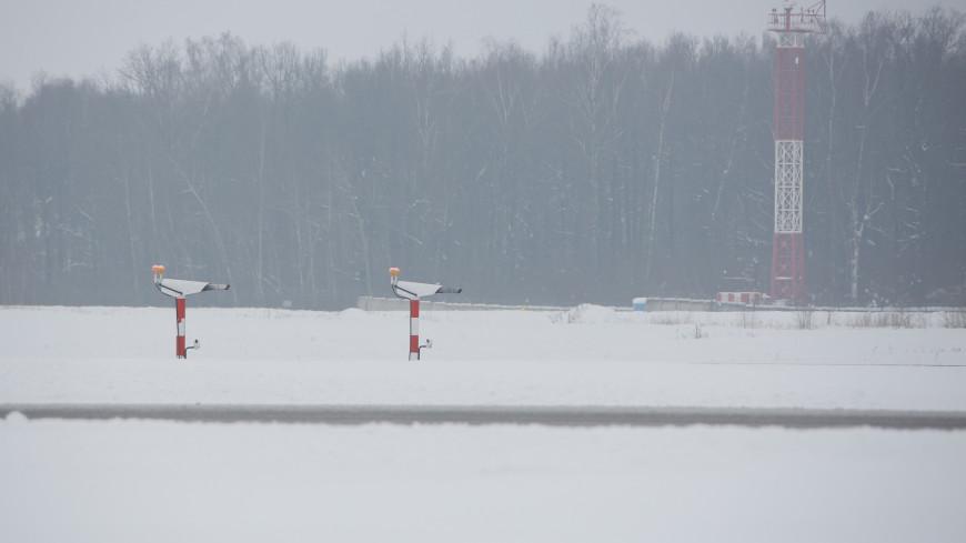 Более 150 рейсов отменили и задержали в московских аэропортах из-за непогоды