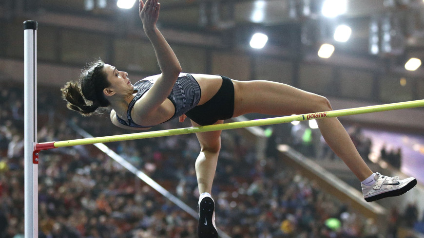 Журнал Track & Field назвал Марию Ласицкене лучшей прыгуньей в высоту 2020 года
