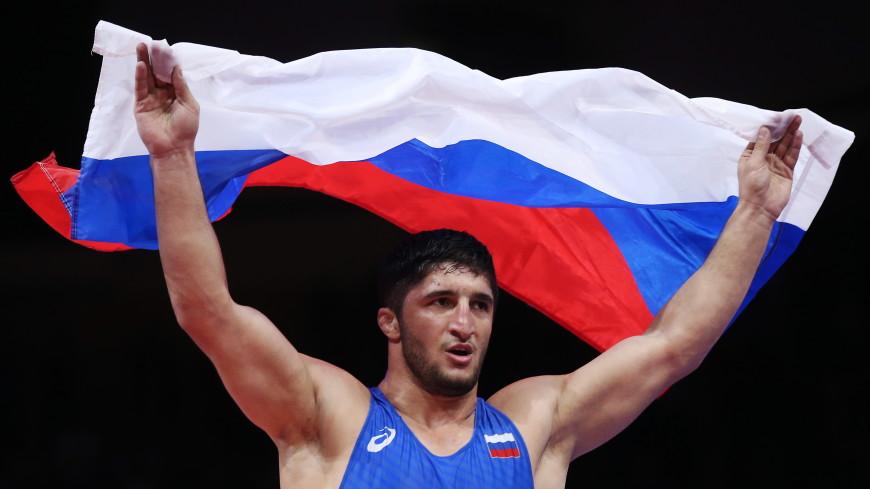 Олимпийский чемпион Абдулрашид Садулаев выиграл Кубок мира по борьбе
