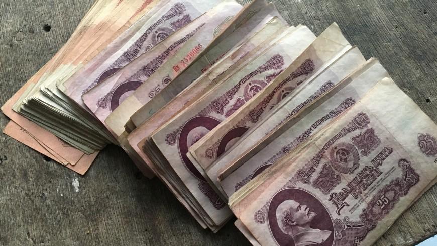 Клад из 10 тысяч советских рублей нашли на маяке в Финском заливе