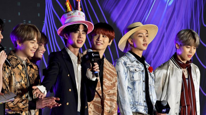 Южная Корея даст звездам кей-попа отсрочку от армии