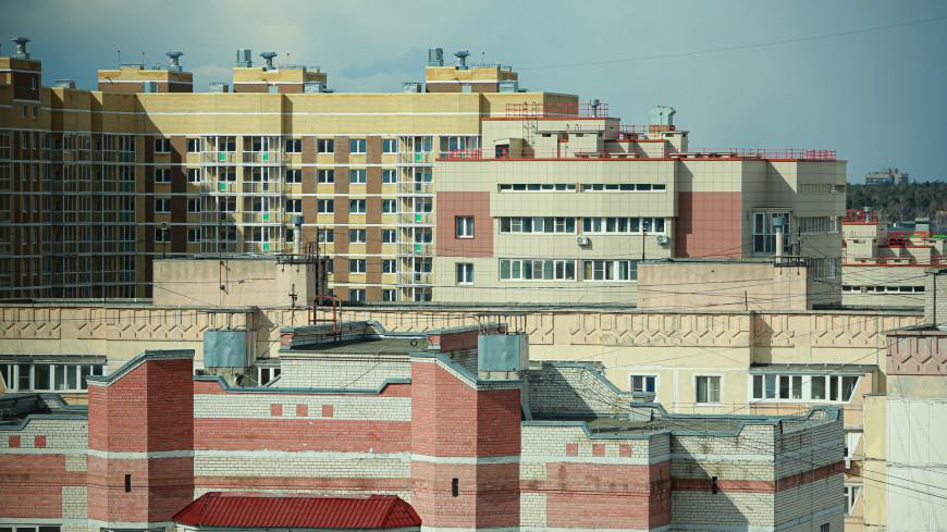 Москвичи разочаровались в квартирах на верхних этажах