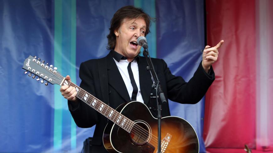 Пол Маккартни представил новый альбом, записанный во время карантина