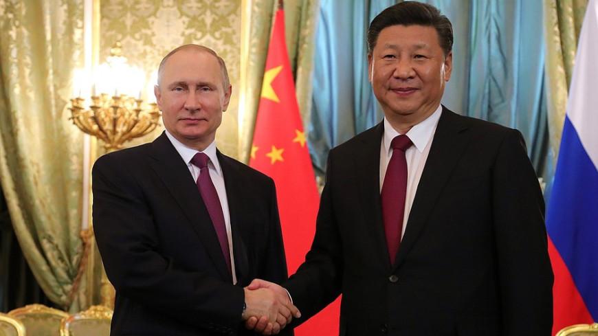 Владимир Путин и Си Цзиньпин отметили совместные усилия России и Китая в борьбе с COVID-19
