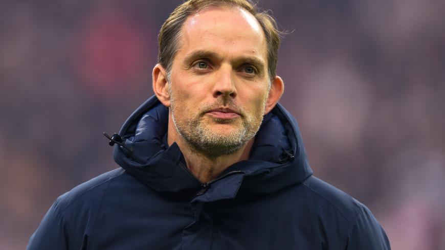 Тренер «Пари Сен-Жермен» Томас Тухель покинет свой пост в конце сезона