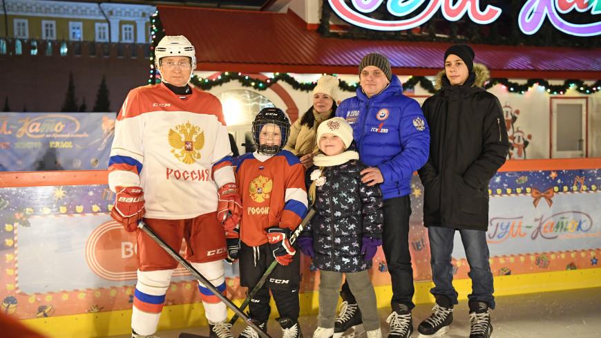 Путин поделился своим новогодним желанием