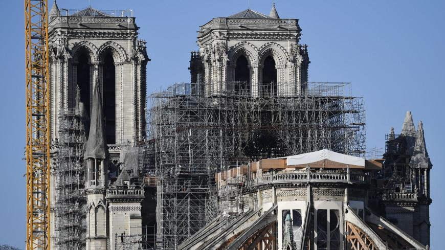 Петербургский завод восстановит сгоревшие часы собора Парижской Богоматери