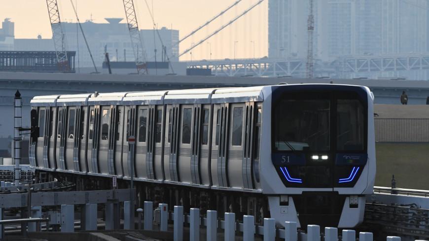 Беспилотная электричка впервые начала выполнять регулярные рейсы в Японии