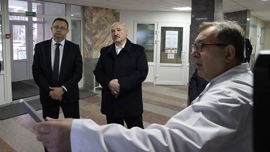 Лукашенко пообещал направить дополнительные средства в здравоохранение Беларуси