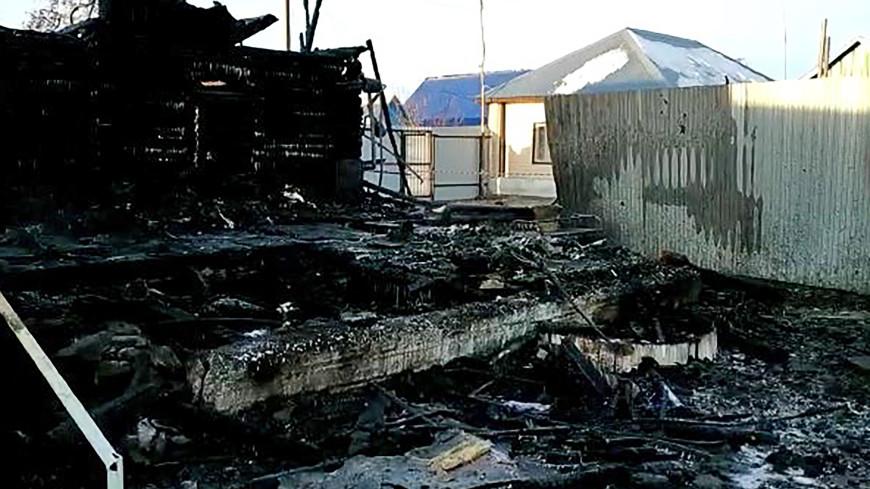 В Башкирии задержана хозяйка сгоревшего дома престарелых