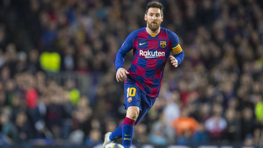 Месси заявил, что не намерен уходить из «Барселоны» до конца сезона