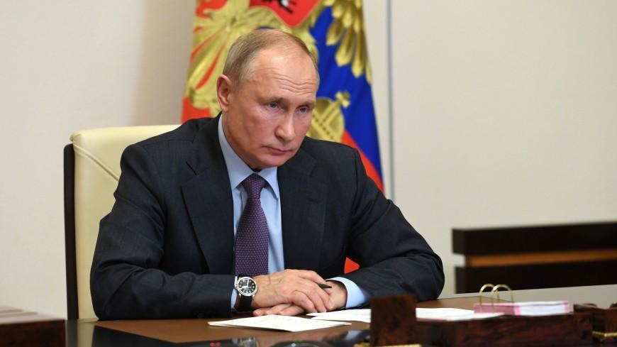 Путин призвал создать безбарьерную среду во всех субъектах России