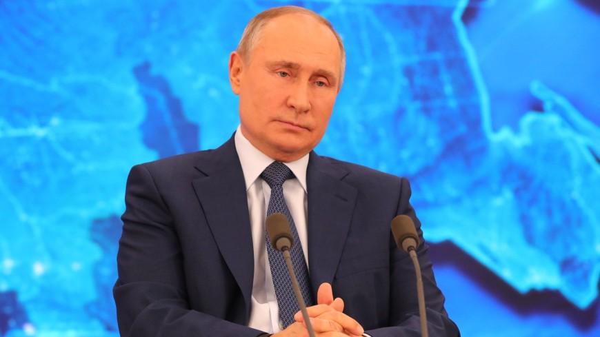 «Результат поиска своего пути»: что ответил Путин «МИРу» на вопрос об СНГ