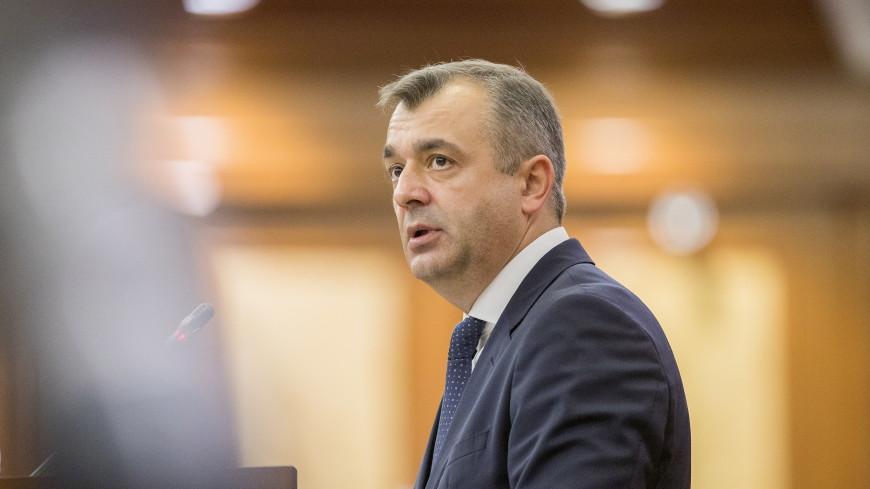 Премьер-министр Молдовы Ион Кику объявил об уходе в отставку
