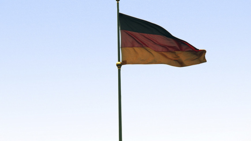 © Фото: Мария Чегляева, «МИР 24», германия, флаг германии