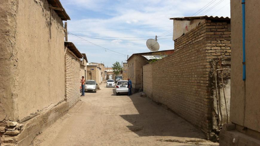 "бухара Фото: Павел Казарин, ""МТРК «Мир»"":http://mirtv.ru/, старый город махалля, бухара, узбекистан"