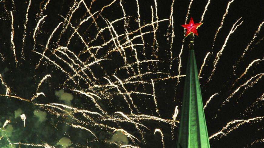 В Москве новогодний салют будут запускать с 11 площадок