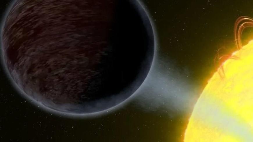 Самой темной экзопланете предсказали скорую гибель