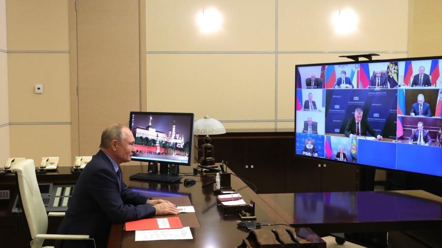 Путин: СНГ – самое важное направление внешней политики России