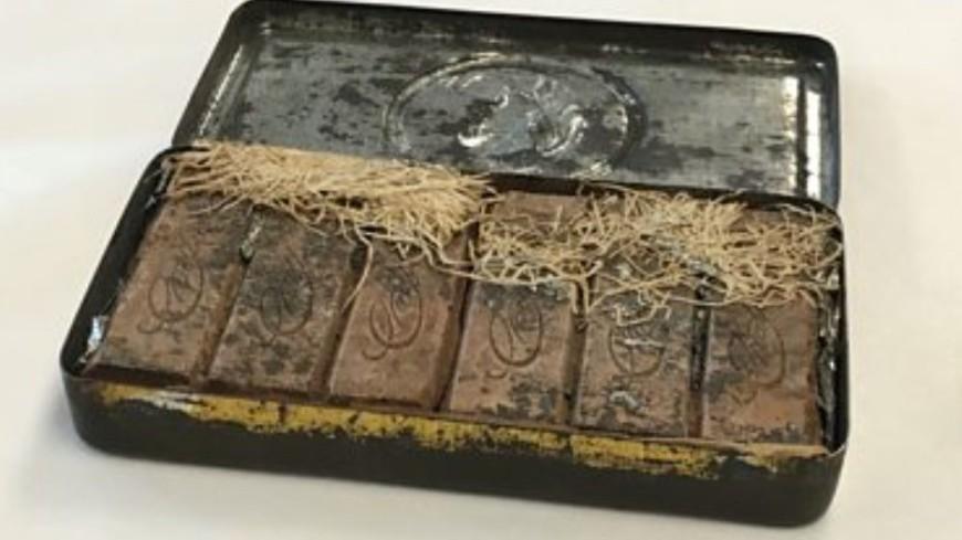 В Австралии нашли коробку конфет со 120-летней «выдержкой»