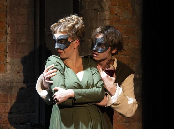 «Комедия о вдове» в театре Вахтангова – современная песня о любви