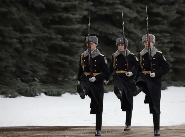 Воины-афганцы в Москве почтили память павших героев (ФОТО)