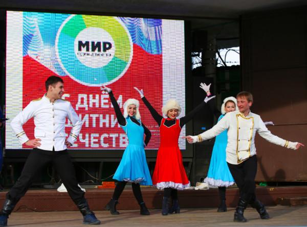 Концерт, полевая кухня и одежда военных лет: телеканал «МИР» приглашает встретить День защитника Отечества