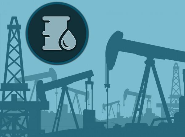 Стоимость нефти Brent упала до 52 долларов за баррель