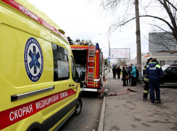 Пожар в Красноярске ликвидирован: погиб один человек, четверо пострадали