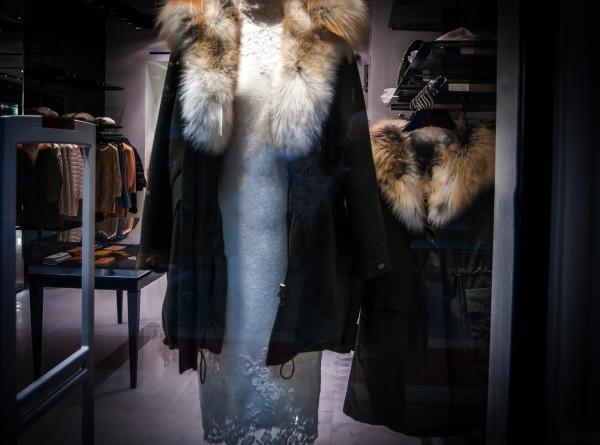 В Минске из-за теплой зимы владельцы меховых салонов терпят убытки