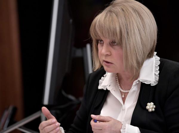 Памфилова отметила роль наблюдателей в голосовании по поправкам в Конституцию
