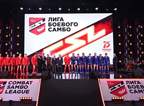Путин поздравил победителей чемпионата Лиги боевого самбо