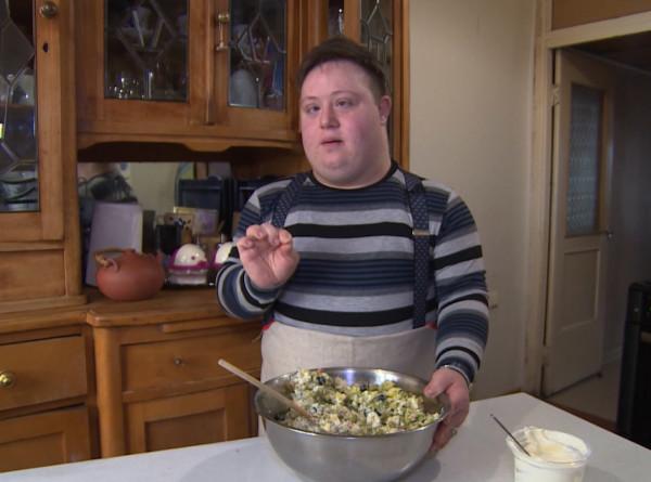 Неслабое звено: Тигран Геворгян ломает стереотипы о людях с синдромом Дауна