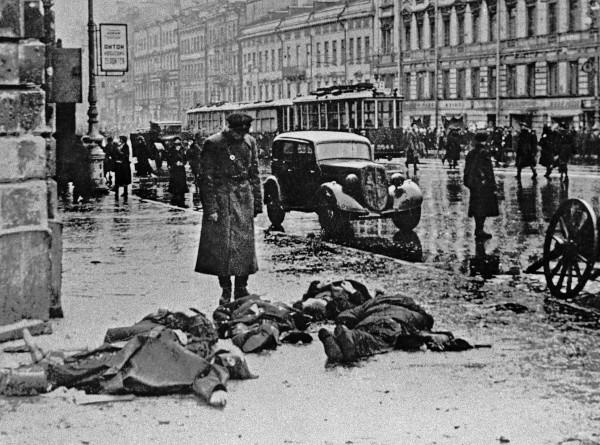 Города-герои: цена блокады Ленинграда