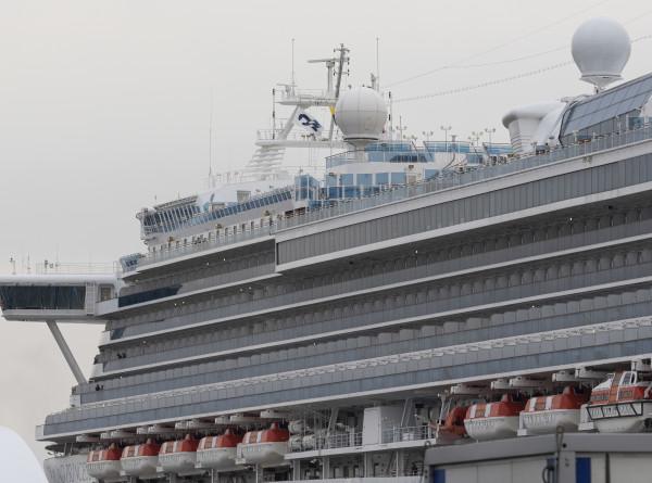 Пассажиры лайнера Diamond Princess назвали причину распространения коронавируса