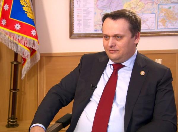 Губернатор Андрей Никитин: Великий Новгород – модель нестоличной России. ЭКСКЛЮЗИВ
