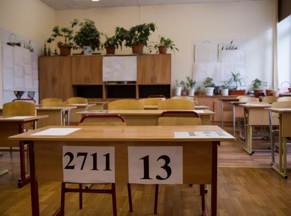 Учеба в четыре смены: в Иркутске школа переполнена учениками