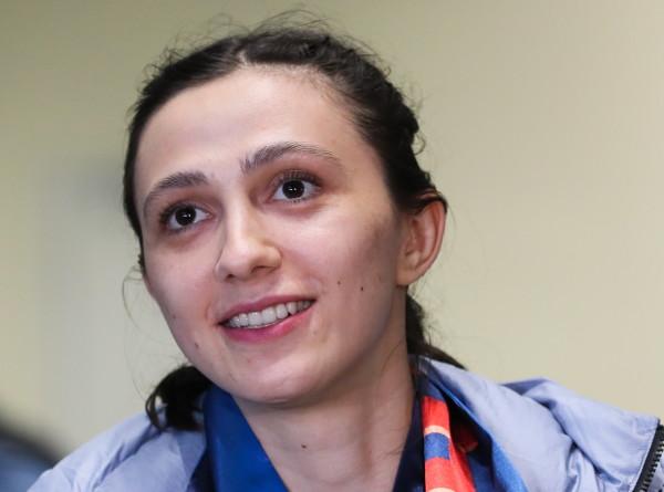 Легкоатлетка Мария Ласицкене теперь капитан российской армии (ФОТО)