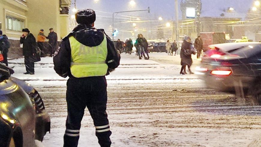 ГИБДД: Чаще всего пешеходы гибнут в Москве