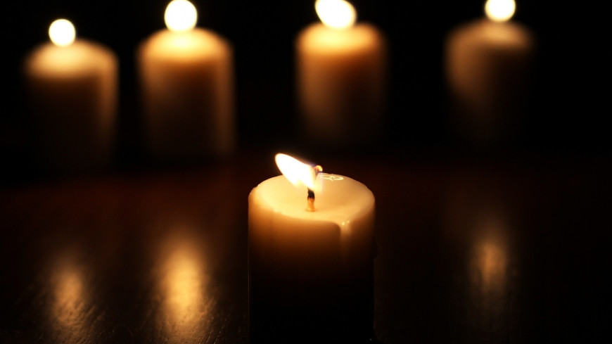 Свеча (свечи, траур)
