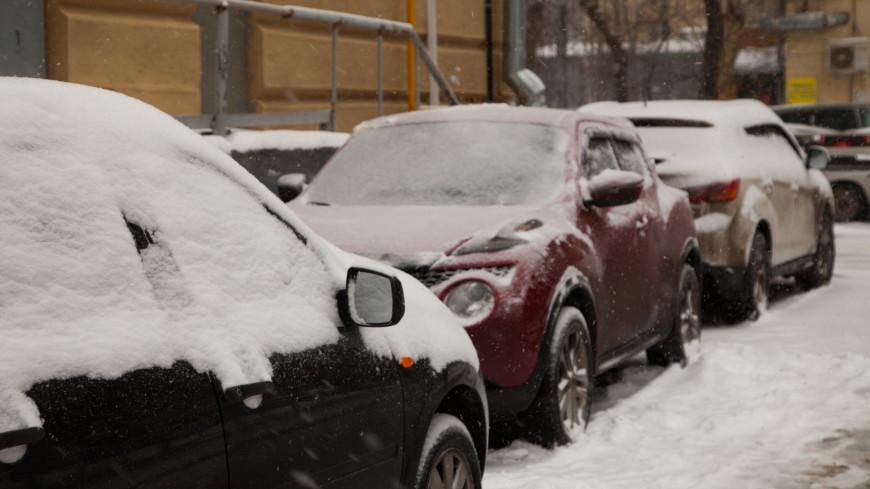 Московские водители начали закрывать госномера машин деньгами