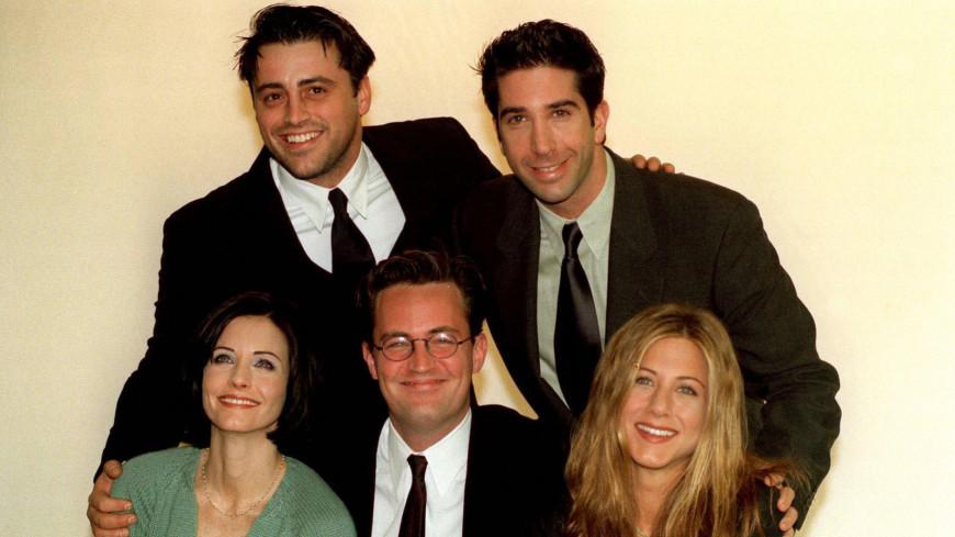 Культовый сериал «Друзья» вернется в мае 2020 года