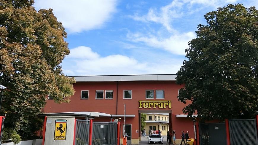 В Италии правозащитники будут судиться с Ferrari из-за нового болида