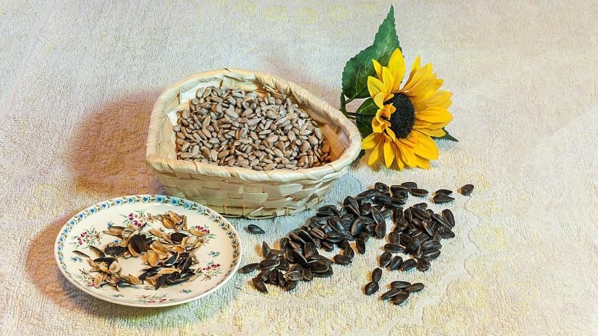 Диетолог рассказала о пользе и вреде семян подсолнечника