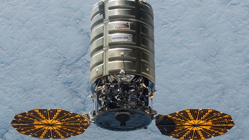 Запуск «грузовика» Cygnus к МКС отменили за несколько минут до старта