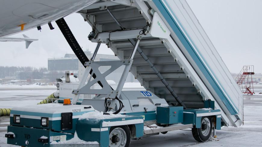 В Коми совершил жесткую посадку пассажирский самолет
