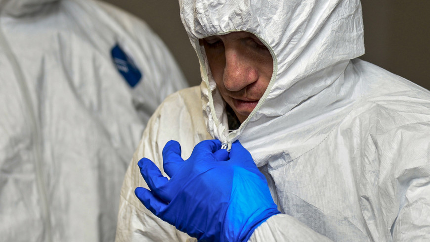 "Фото: Senior Airman Kayla Newman, ""Минобороны США"":http://www.defense.gov/, эбола"