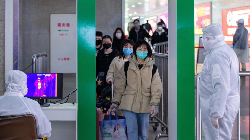 Казахстан эвакуировал 217 человек из КНР из-за коронавируса