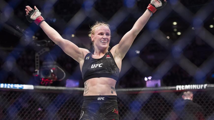 Валентина Шевченко из Кыргызстана защитила чемпионский титул UFC