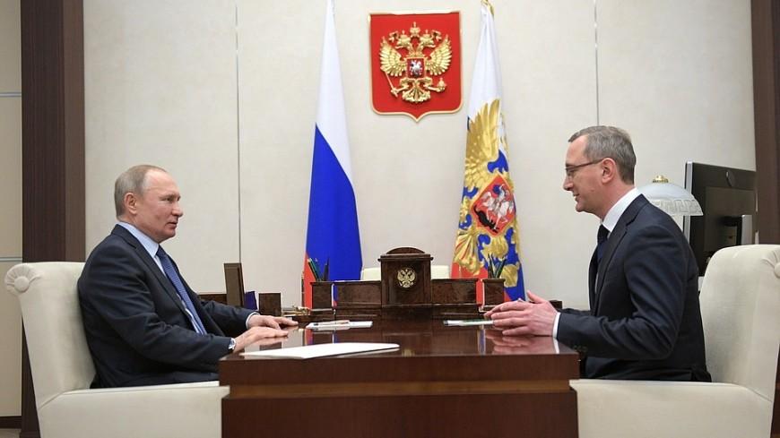 Врио губернатора Калужской области представят в регионе 14 февраля